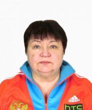 Антощенко Валентина Ивановна
